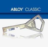 Abloy Classic Avain