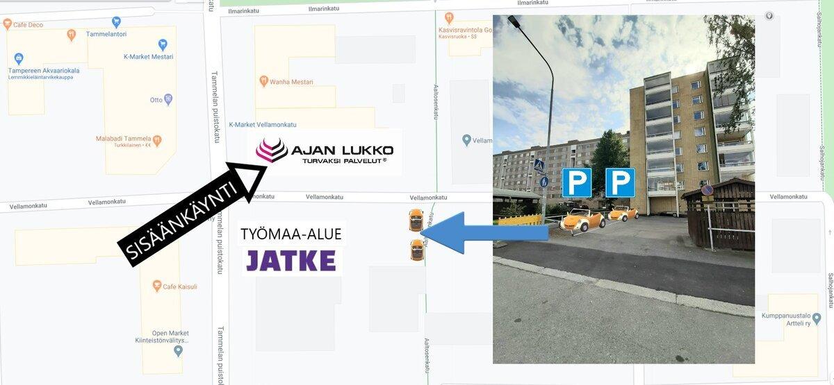 Ajan Lukko Tampere
