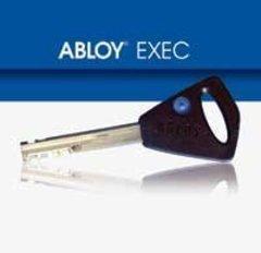 Abloy-avaimet, sarjoitus - Ajan Lukko Oy